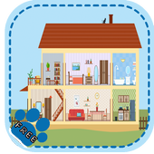 Home Decoration Games Free icon