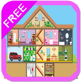 House Decorating Games icon