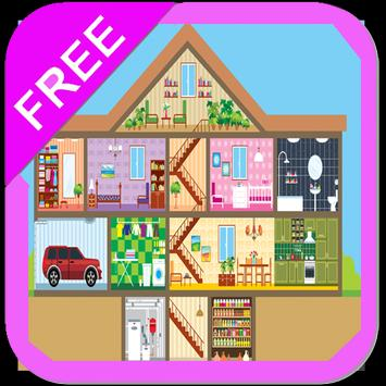 House Decorating Games apk screenshot