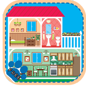House Makeover Games icon
