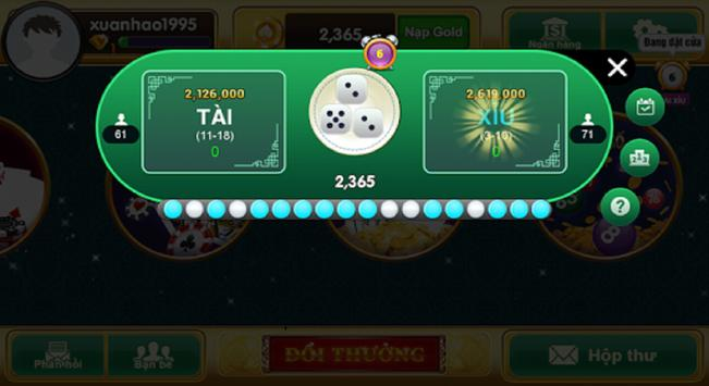 Game danh bai doi thuong TuQuyAt screenshot 3