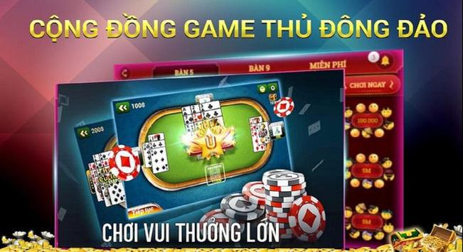 Game danh bai doi thuong TuQuyAt screenshot 4