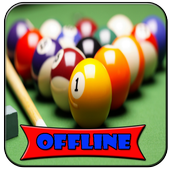 8 ball pool offline icon