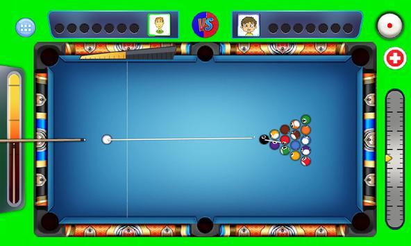 8 ball pool offline poster