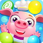Bubble mania sweet Candy Pop icon