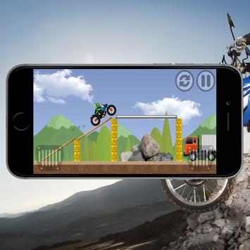 Game Gojek Motor Cross apk screenshot