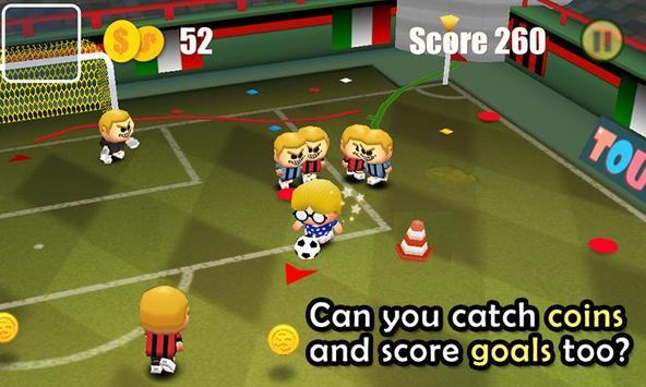 Soccer Stealers poster