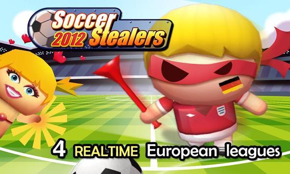 Soccer Stealers apk screenshot