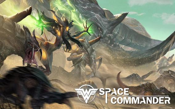 Space Commander apk screenshot