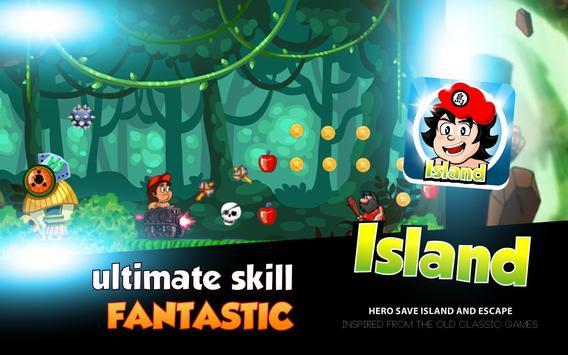 Hero Save Island – Jungle Run screenshot 3
