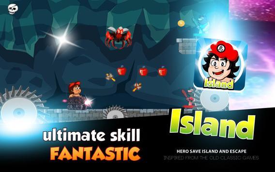 Hero Save Island – Jungle Run screenshot 4
