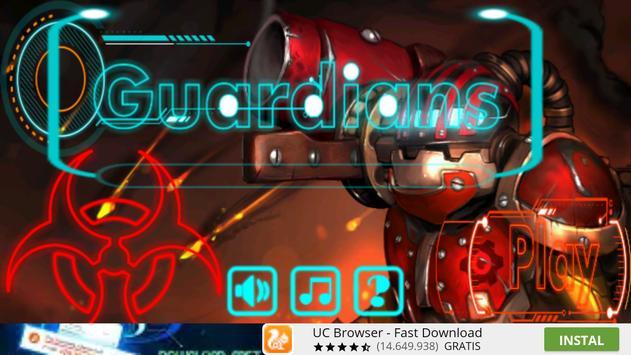 Pocket Halo 5 Guardians poster