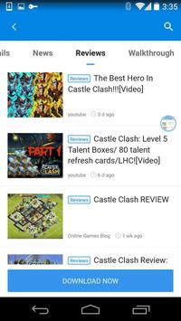 Heroes Castle Clash Levels