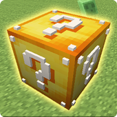 New Lucky Block Mod MCPE icon