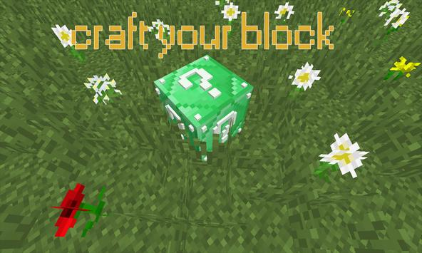 New Lucky Block Mod MCPE apk screenshot
