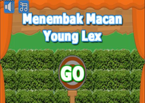 Macan Lucu Bang Young Lex poster