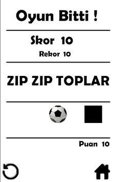 Zıp Zıp Toplar screenshot 2