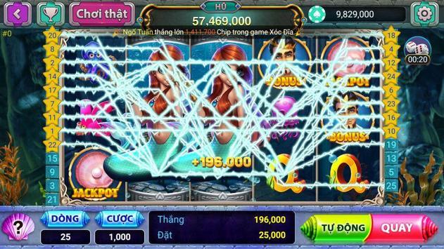 Xeng club - Game bai doi thuong hoang gia 2018 screenshot 1