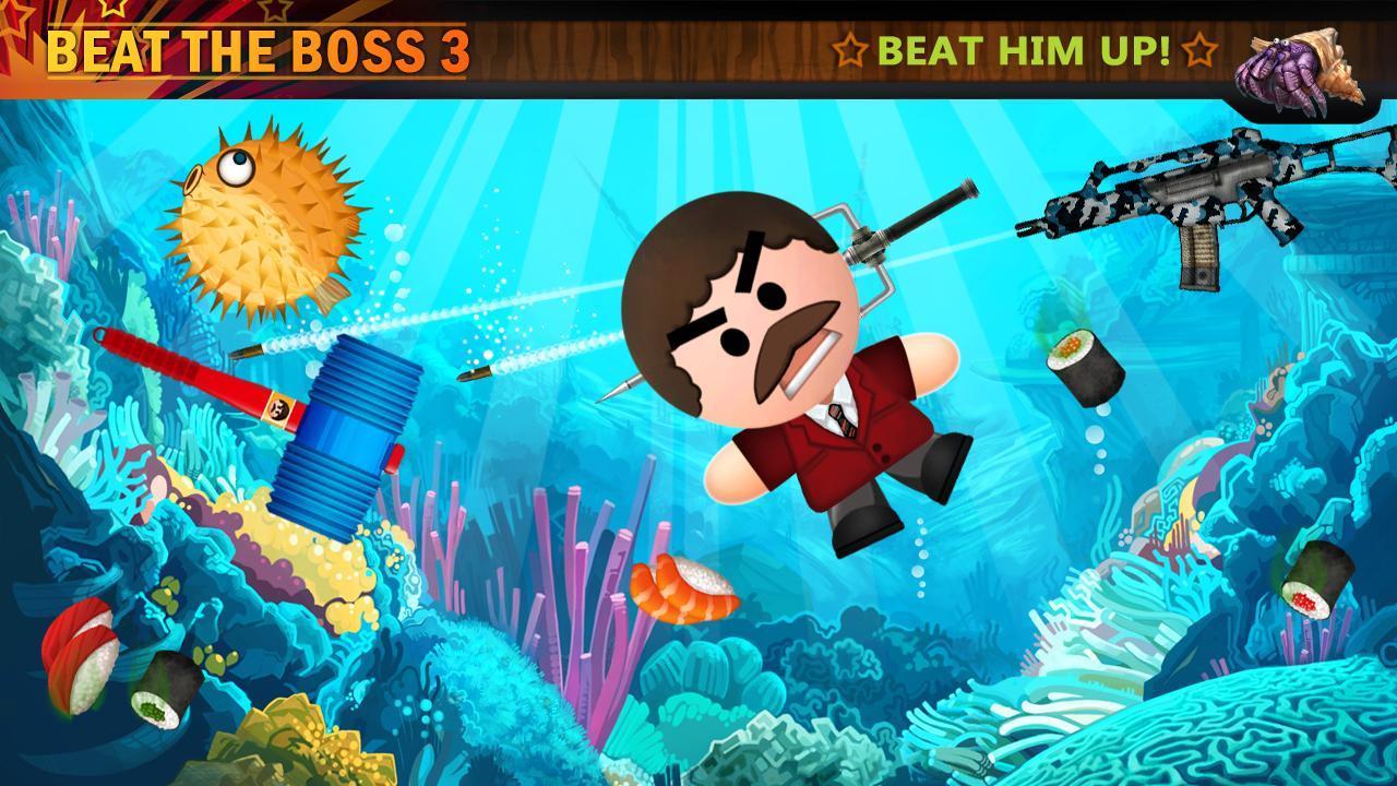 beat the boss 3 mod apk