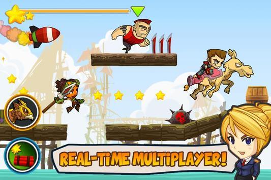 Super Battle Racers poster