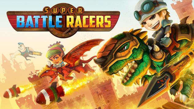 Super Battle Racers screenshot 4
