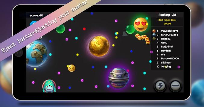 GigaBall.io 2 - Action Games apk screenshot