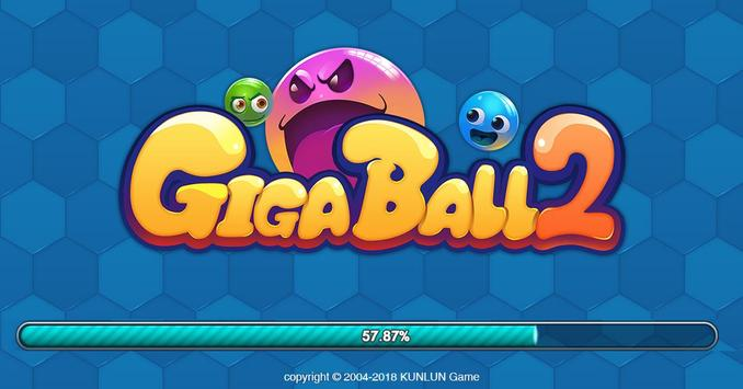 GigaBall.io 2 - Action Games poster