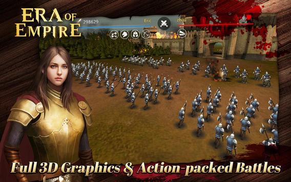 Era of Empire:War and Alliance screenshot 13