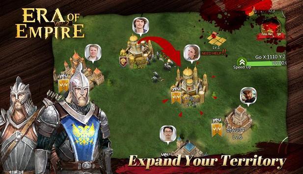 Era of Empire:War and Alliance screenshot 1