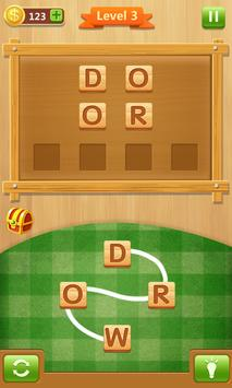 Word Puzzle - Cookies Connect screenshot 3