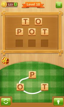 Word Puzzle - Cookies Connect screenshot 1