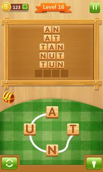 Word Puzzle - Cookies Connect screenshot 2