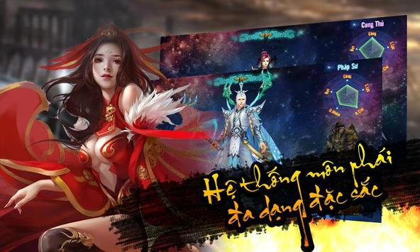 Bàn Long - Game Tiên Hiệp 3D poster