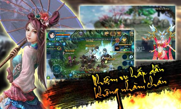 Bàn Long - Game Tiên Hiệp 3D apk screenshot