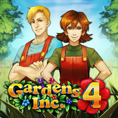 Gardens Inc 4 - Blooming Stars icon