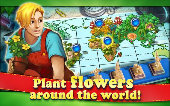 Gardens Inc 4 - Blooming Stars apk screenshot