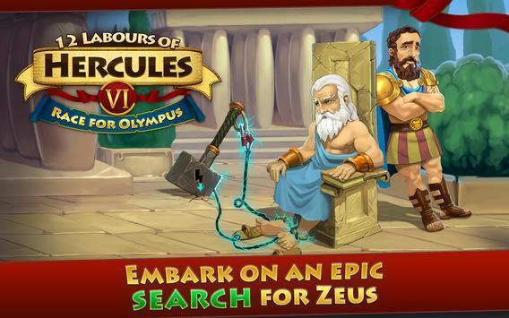 12 Labours of Hercules VI screenshot 4