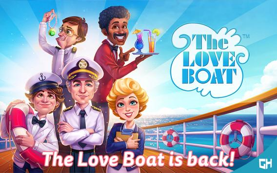 The Love Boat 🚢  ❤ poster