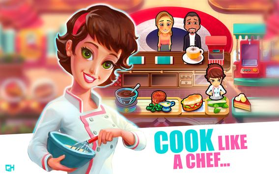 Mary le Chef - Cooking Passion poster