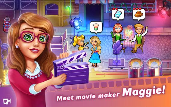 Maggie's Movies - Camera, Action! poster