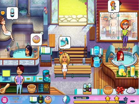 Sally's Salon: Kiss & Make-Up 💋 screenshot 11