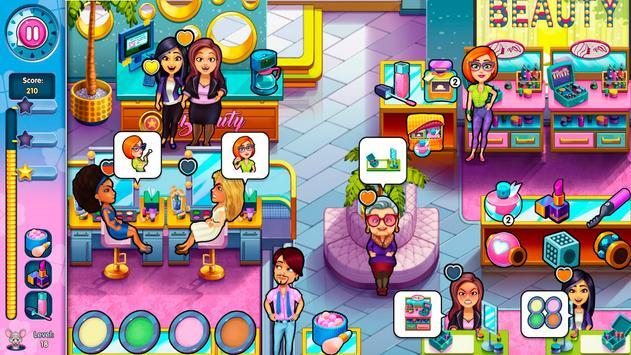 Sally's Salon: Kiss & Make-Up 💋 screenshot 1