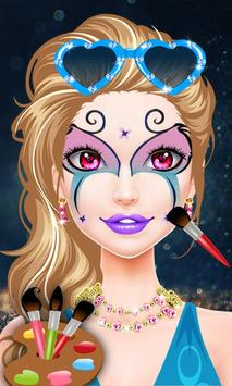 Face Paint Fashion Makeover screenshot 2