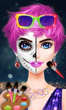 Face Paint Fashion Makeover apk screenshot
