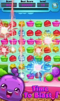 Fun Candy World Match Fun screenshot 3