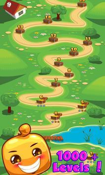 Fun Candy World Match Fun screenshot 1