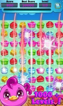 Fun Candy World Match Fun screenshot 7