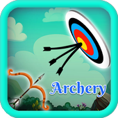 Archery Shooting Expert Bow And Arrow Free Game icon