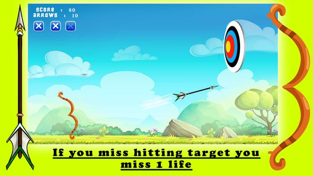 Archery Shooting Expert Bow And Arrow Free Game poster