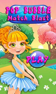 Pop Bubble Match Blast poster